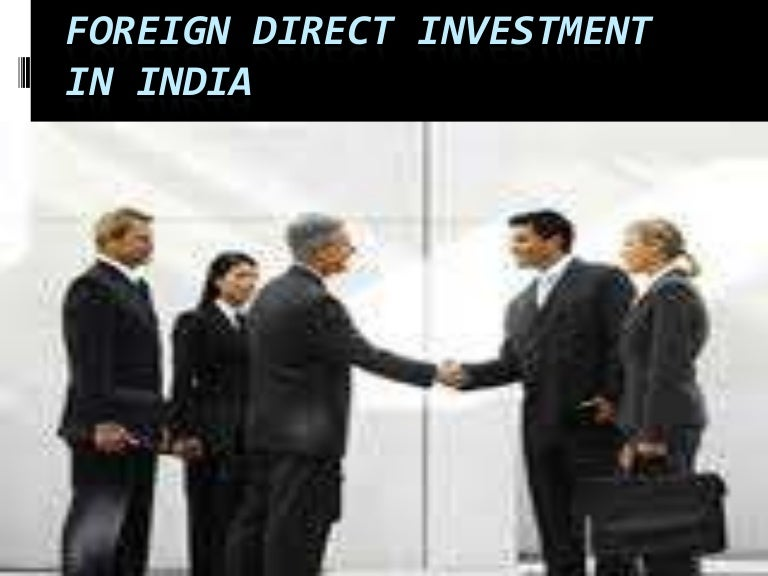 foreign-direct-investment-in-india ppt  for windows