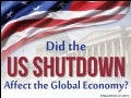 Did The U.S Shutdown Affect The Global Economy?