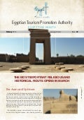 Newsletter of Egypt Tourism Feb 2012