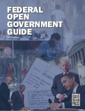 Federal Open Government Guide (FOIA...