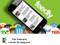 Feedly tutoriala