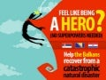 Feel Like Being a Hero? Help the Balkans Recover From a Catastrophic Natural Disaster!
