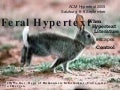 Feral Hypertext: When Hypertext Literature Escapes Control