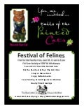 Festival of Felines - Tails of the Painted Cats Summer Tour 2013
