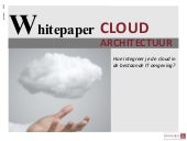 Fex   131104 - whitepaper cloud arc...