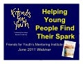 Helping Young People Find Their SPARK