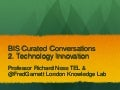 Technology Innovation A Curated Conversation