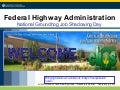FHWA Overview - Chicago HS for Agricultural Sciences Shadow Day 02-08-12