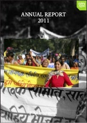 FIAN International Annual Report 2011