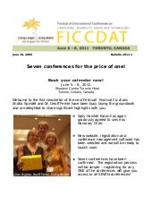 Ficcdat Bulletin 2011 1 June 10 09