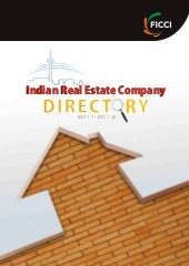 FICCI India Real Estate Directory -...