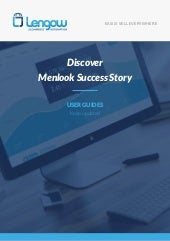 Discover Menlook success story with Lengow