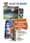 World Cup 2010 - French Poster