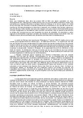 FIG 2009 : article d'André HUMBERT