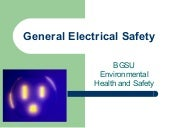 General Electrical Safety Training ...