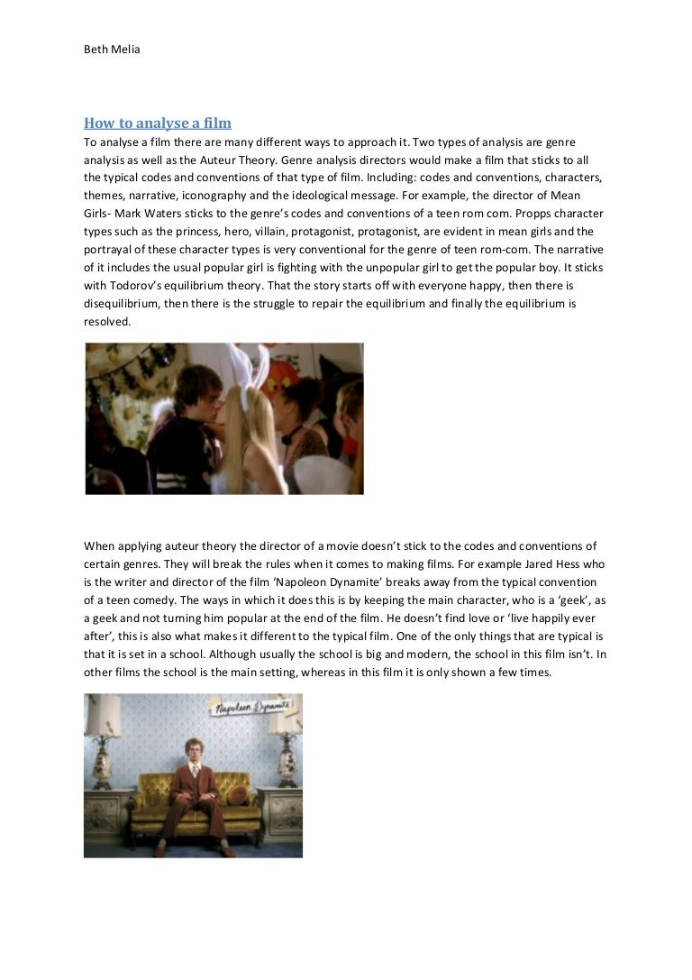 The help film analysis essay