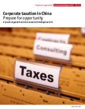 Corporate Taxation in China Novembe...