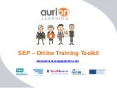 New Online Training Toolkit to Rais...