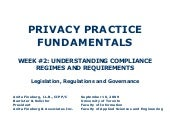 Privacy Practice Fundamentals: Unde...