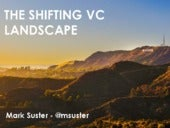 The Shifting Venture Capital Landscape