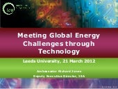 Meeting Global Energy Challenges th...