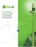 WireIE Spanish Corporate Brochure