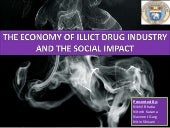 The Economy of Illicit Drug Industr...
