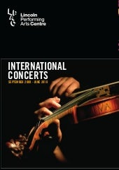 International Concert Series