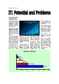 Project: IT Potential and Problems (Nathan Thomas)