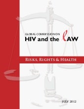 HIV and the Law: Risks, Rights & He...