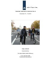 Final report ThinkBike Washington D...