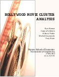 Final report hollywood cluster