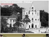 history of urban spaces-panaji