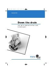 Down the drain - How aid for the wa...