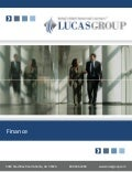 Lucas Group Finance Recruiters