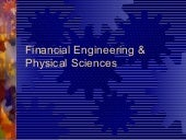 Financial engineering3478