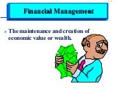 Financial Management