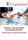 Financial And Accounting Outsourcing Services-Strengthening Business Worldwide
