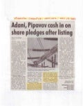 Financial Chronicle Article 2 Nov 19, 2009