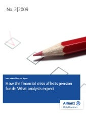 Financial Crisis & Pension Funds: A...