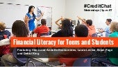 Financial Literacy for Teens and Students