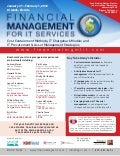 Financial Management For It Services Brochure
