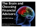The Brain and Choosing Financial Advisors