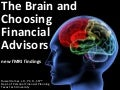 Financial planning in the brain scanner slidecast