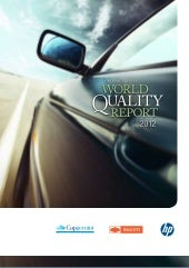 Financial Services World Quality Re...