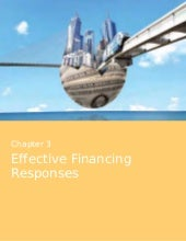 Effective Financing Responses Chapt...