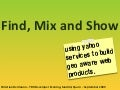 Find,Mix And Show