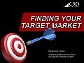 Finding your target market - bfbootcamp - 03212014