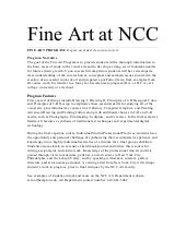 Fine art at ncc f12 fin2