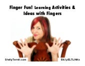 Fun with Fingers! Activities, Apps,...